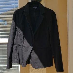 Soho Apparel Ltd. Size 1X Black Blazer Jacket